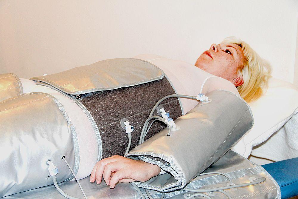 Прессотерапия лимфодренаж в домашних условиях 121